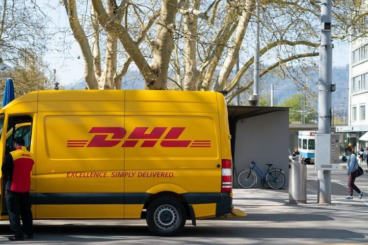 DHL klantenservice